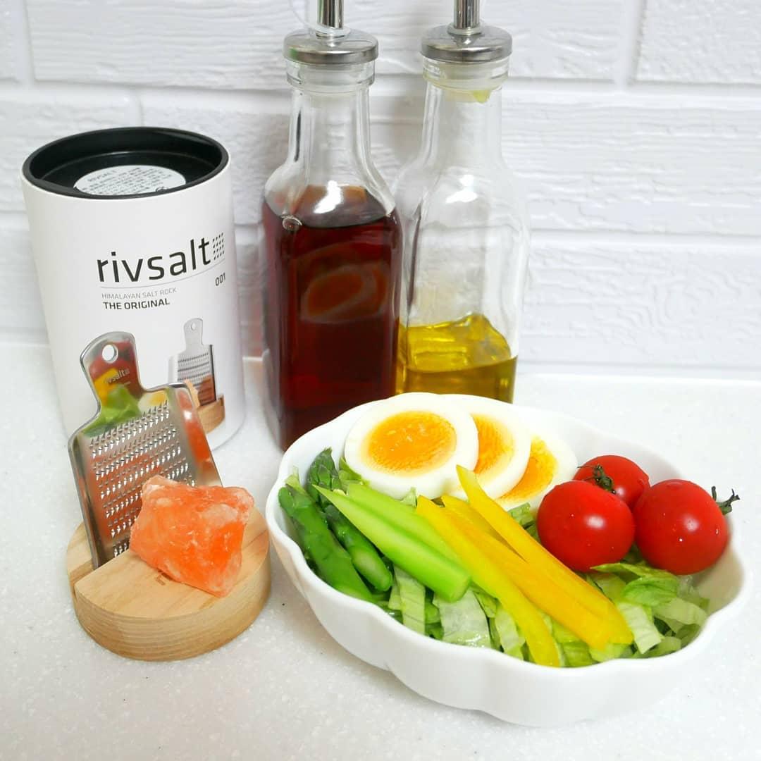 口コミ投稿:お料理をする上で、味のポイントとなる塩はとても大切。今私が使っているのは、「riv…