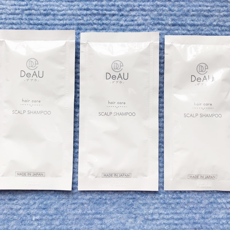 口コミ投稿:⭐️ DeAU スカルプシャンプー⭐️皮膚科学・皮膚美容・臨床・研究など様々な観点から…