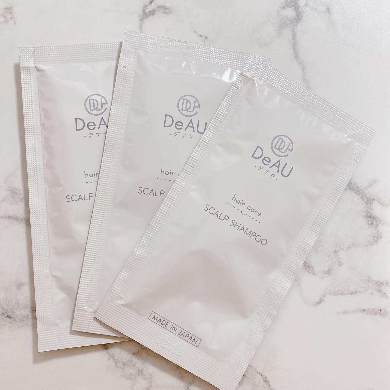 口コミ投稿:DeAU スカルプシャンプー お試し10mL皮膚科学・皮膚美容・臨床・研究など様々な観点…