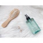 🌿オーガニックのめぐみで艶サラ髪へ✨▫️ハーバルリーフ〈オーガニックヘアオイル〉ダメージ補修と髪質改善をしてくれるお気に入りのヘアオイルです✨ シ…のInstagram画像