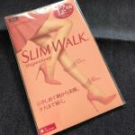 スリムウォーク シェイプ&キープストッキングを穿いてます♪スリムウォーク シェイプ&キープストッキング足首から太ももまでの3段階着圧で朝のスッキリ美脚を夕方まで12時間キープ。…のInstagram画像