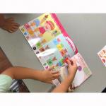 ⚋⚋❁⚋⚋⚋⚋❁⚋⚋⚋⚋❁⚋⚋⚋⚋❁⚋⚋⚋⚋❁⚋⚋⚋⚋❁⚋⚋@ginchico_official さまのよみきかせシールあそび おみせやさん🧸🎈1〜2才の初めてシールで遊ぶお子様む…のInstagram画像