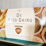 Dr.味噌汁は医師と共同開発した置き換えダイエット味噌汁❤世界でも注目を集めている日本のスーパーフード味噌を使っており、とろみがあるのが特徴😊そのままでとても美味しくいただけました…のInstagram画像