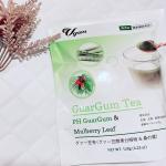 Vgan 『グァー豆茶』☘️グァー豆茶は、水溶性食物繊維がたっぷりと含まれるノンカフェイン茶グァー豆酵素分解物(水溶性食物繊維)が善玉のえさになって、増殖を助けます。桑の葉の独自成分D…のInstagram画像