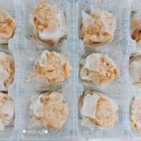 具材感のある五目シューマイが美味しい!の画像(3枚目)