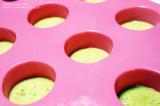 【おうち時間】1分で出来ちゃう!コラーゲンたっぷりパンケーキミックスで一口カップケーキ。の画像(8枚目)
