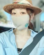 .♡@aroma_de_mask こんにちは、もう、クセになってます♡マスクケースにそっと忍ばせてるシール、《アロマ de  マスク》その日の気分や、その日のコ…のInstagram画像