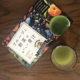 「モニター当選報告【フルーツと野菜のおいしい青汁】」の画像(1枚目)