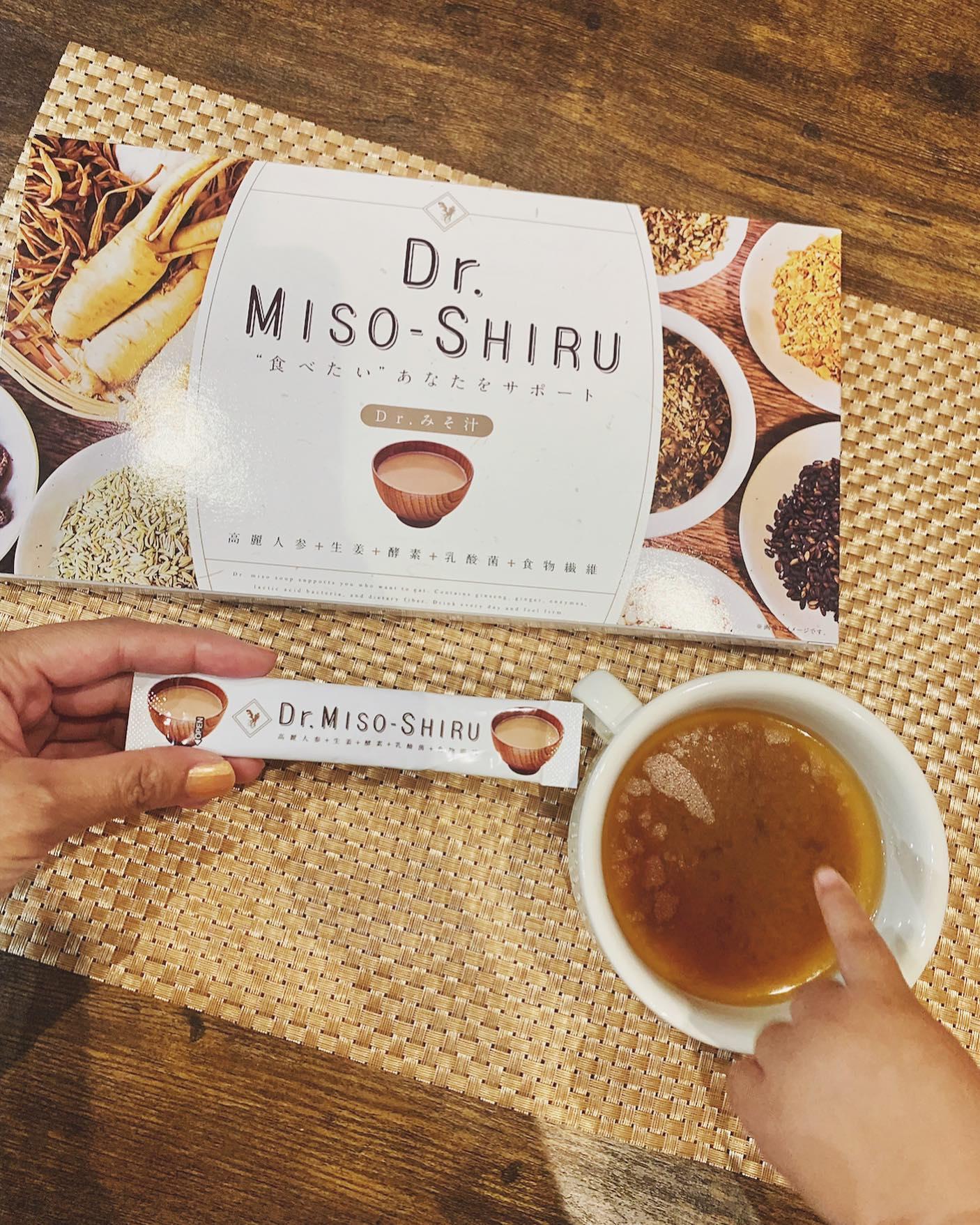 口コミ投稿:医師と共同開発されたダイエットお味噌汁Dr.味噌汁 @dr_misoshiru 発酵食品は昔…