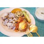 残り物で色々お昼🍴スープは手抜きしちゃいました😊#SSK #シェフズリザーブ #スープアレンジレシピ #清水食品 #monipla #ssk_fanのInstagram画像