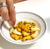 「家族でおいしく食べれる【もち吉】味トップおかき3種ミックス♡」の画像(2枚目)