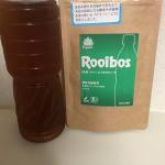 【オーガニック生葉(ナマハ)ルイボスティー 500mlペットボトル用】生葉(ナマハ)ルイボスティーは、蒸気を使うことであえて発酵を止める、日本茶のような製法で作られます。TIGERのプレミアム…のInstagram画像