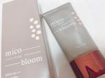 『micobloom(ミコブルーム)』美容ブランド「FABIUS(ファビウス)」さんから発売された新商品です✨肌の上でなじませると、色彩成分を含んだカプセルが弾けて広がり、使用…のInstagram画像