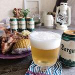 もうこのまま夏は終わっちゃうのかな?って☔️お天気が続くけど。休日昼飲みはまだまだビールが美味いっ!!スペアリブを焼いたのでダルグナーのピルスナーを開けました😋🍺ダルグナーのビールね、…のInstagram画像