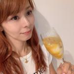 #シーベリージュース 毎日飲んで1リットル飲み切りました❤️100パーのフルーツジュースで割ったり豆乳で割ったり、これは甘酒で割ったり!原液でももちろん🆗楽しく美味…のInstagram画像