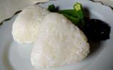 """美味しい""""伝統海塩""""海の精で塩むすびの朝食♪♪の画像(4枚目)"""