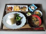 """美味しい""""伝統海塩""""海の精で塩むすびの朝食♪♪の画像(1枚目)"""