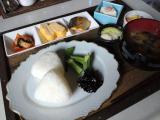 """美味しい""""伝統海塩""""海の精で塩むすびの朝食♪♪の画像(5枚目)"""