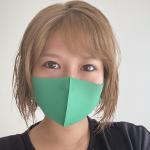 色彩心理の色彩マスク(ピンク&グリーン)を試させてもらってるよー☻⋆˚✩そのカラーを身につける事でどーゆー自分になりたいとか、こーゆー風にみられたいなーとか変えられるんです🥰今回試させてもらっ…のInstagram画像
