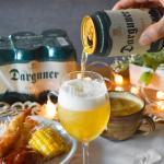 こちらは、地元メクレンブルグの澄んだ井戸水、最高級のホップ、厳選された原材料のみで造られたビールなんです♪グラスに注ぐ時に、あまりに黄金色が美しくて、見惚れてしまいました(笑)ゆっくり…のInstagram画像