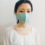 #色彩マスク#オシャレマスク #アイスグリーン #マスク #カラーマスク #マスク生活 #マスク生活を楽しもう #マスク生活を快適に #カラーセラピー #色彩心理研究者監修 #癒し #リフレッシュ #…のInstagram画像