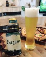 ❊❁❊❁❊❁❊❁❊本場ドイツ産のプレミアムビール🍺ダルグナー ピルスナー爽やかなのどごし、スッキリとキレのある味わいで、ほのかにホップが香る黄金色のピルスナーだよ!…のInstagram画像