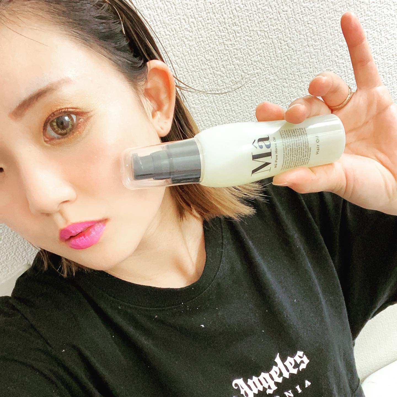 口コミ投稿:_MaMa Pure Horse Oilfor Hair, Face, and BodyHair Oilヘアオイル75ml / ¥3,190【…