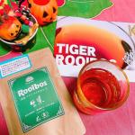 TIGER【オーガニック 生葉(ナマハ)ルイボスティー】ルイボスティーの中でも、オーガニック認証を取得した最高級グレードの茶葉を100%使用🌟蒸気を使うことであえて発酵を止める日本の緑茶のよう…のInstagram画像