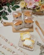 #シフォンケーキ #生シフォンケーキ #生シフォンカップケーキ #生シフォン #米粉スイーツ #米粉シフォンケーキ #米粉シフォン #グルテンフリー #グルテンフリースイーツ #グルテンフリーのお菓子…のInstagram画像