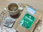 ◯ オーガニック 生葉 ルイボスティールイボスティーの中でもオーガニック認証を取得した最高級グレードの茶葉を100%を使用しているそうです🍃生葉ルイボスティーは蒸気を使…のInstagram画像
