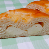 「【第一パン】3種のチーズパン」の画像(3枚目)