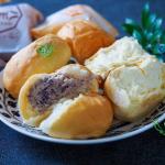 パンもクリームもふわふわ美味しい八天堂のくりーむパン💓実は食べるの初めてだったりする。よく見かけて食べたいな〜とずっと思ってた🤤💕「雪どけリッチ製法」でふわっとあっという間…のInstagram画像