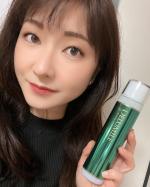 """デルミールβリッチローション❤️☆ずっと触れていたくなる""""もっちり肌""""へ☆美容研究家 岡江美希さんがこだわりぬいて開発した、無添加化粧水です✨スイセンジノリ多糖体、アウレオバシジウム…のInstagram画像"""
