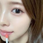 ..🍓唇専用トリートメント🍓..プラスキレイ(@pluskirei )のリッププランパーめちゃくちゃ良い💛最近季節の変わり目だからか唇めっちゃ乾燥してて、シワシワの状態…のInstagram画像