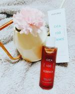 株式会社アスティ様の「CICAエッセンス」をお試しさせて頂きました☺️💓こちらは化粧品としても導入美容液としても使用できる話題のシカ配合の商品✨✨シカ100エッセンスで、敏感な…のInstagram画像