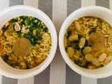 中華そばと煮干し中華そばの食べ比べの画像(4枚目)