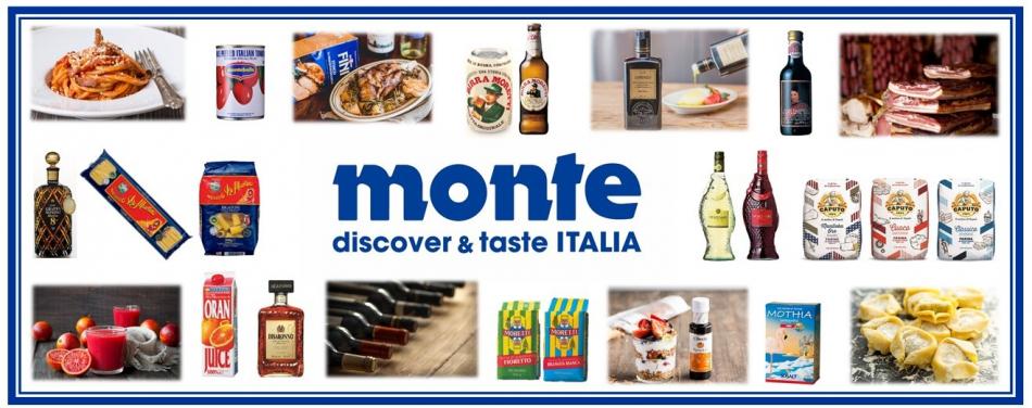 モンテ物産株式会社のファンサイト「イタリアワイン・食材専門商社 モンテ物産のファンサイト」
