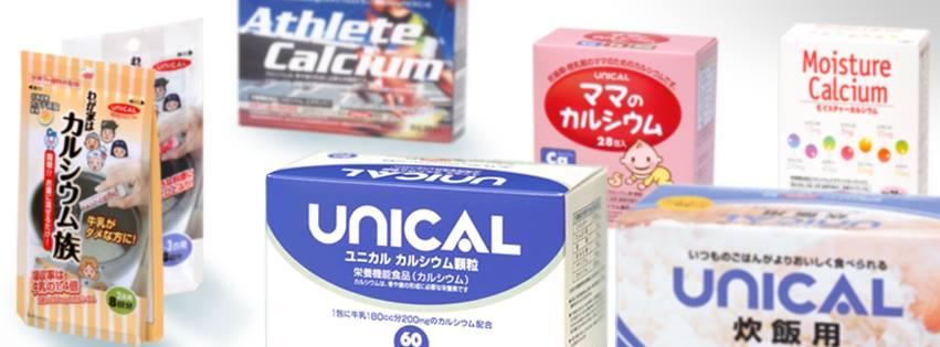 ユニカ食品株式会社のファンサイト「ユニカルファンサイト」