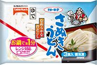稲庭風うどん3食