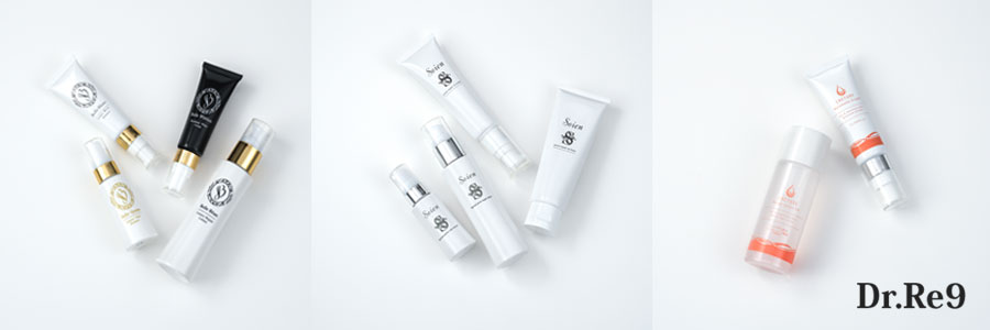 株式会社ドクターRe9のファンサイト「「ドクターRe9」化粧品ファンサイト」