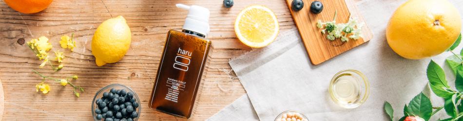 株式会社nijitoのファンサイト「hair skin brand haru」