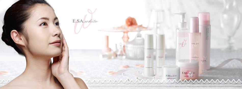 イーサーホワイト株式会社のファンサイト「E.SA.White イー・サー・ホワイト」