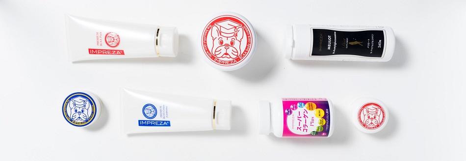 インプレッサ株式会社のファンサイト「BCAA配合温感クリームにこだわった化粧品  インプレッサ」