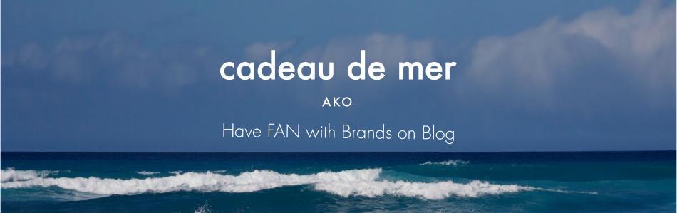 タテホ化学工業株式会社のファンサイト「cadeau de mer ファンサイト」