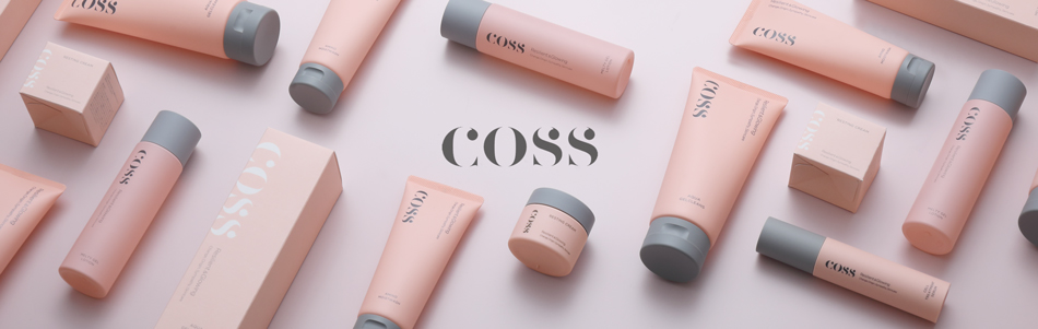 ジェラス株式会社のファンサイト「COSS COSMETICS」