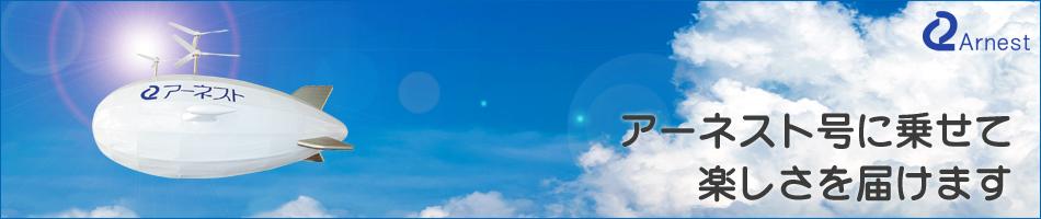 アーネスト株式会社のヘッダー画像