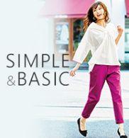 ニッセン SIMPLE & BASIC