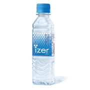 アイザーピュアウォーター角ボトル250ml