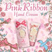 明色化粧品(桃谷順天館グループ)の取り扱い商品「ピンクリボンハンドクリーム」の画像