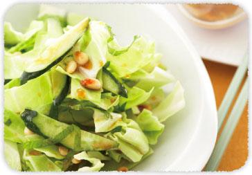 「AJINOMOTO 健康サララ」レシピ